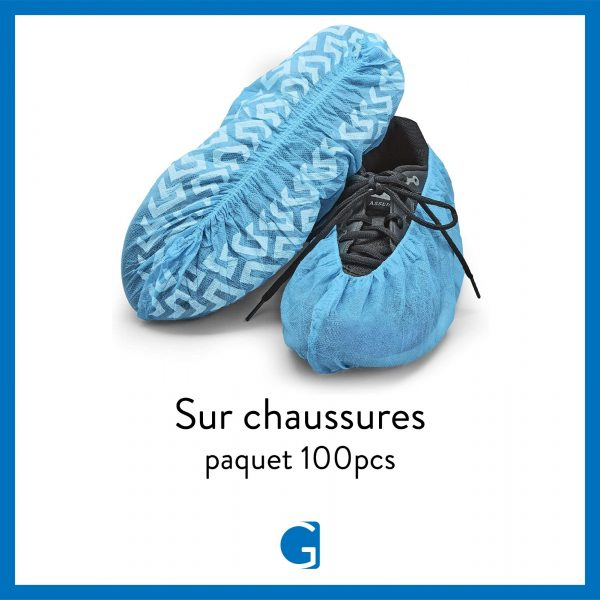 Surchaussures ou couvre-chaussures